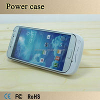 High Quality Wholesale External Backup S4 Battery Case 3000mAh Power Bank Back Case for Samsung Galaxy S4
