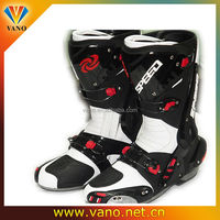 Adults' Various Size and Color Racing Motocross Boots
