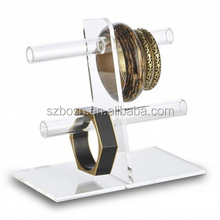 Acrylic Bracelet Display Stand for Jewelry Shops