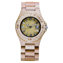 Avon Men Polar Sport Watches Wooden Watch Oem