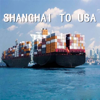 Ocean Freight from SHANGHAI CHINA to MIAMI FL USA