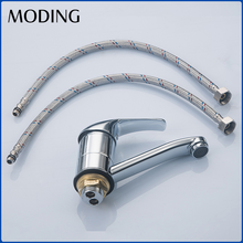 MODING China Durable Thermostatic Deck-Mounted Kitchen Mixer Faucet