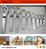 different types of breaker hammer ring spanners