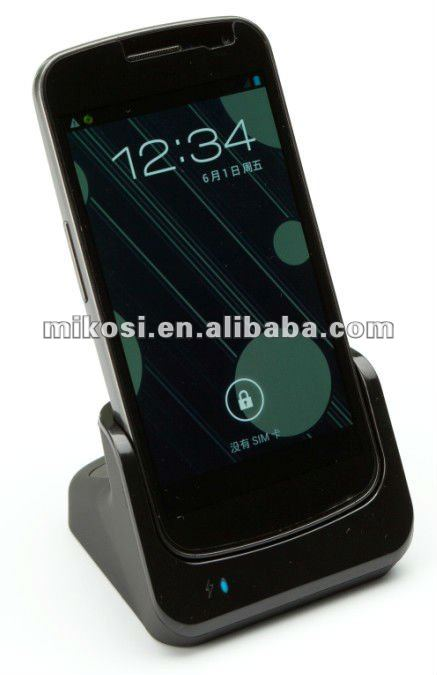 Phone and 2nd Battery Charging Data Hotsync 2nd Battery Cradle for Galaxy Nexus i9250