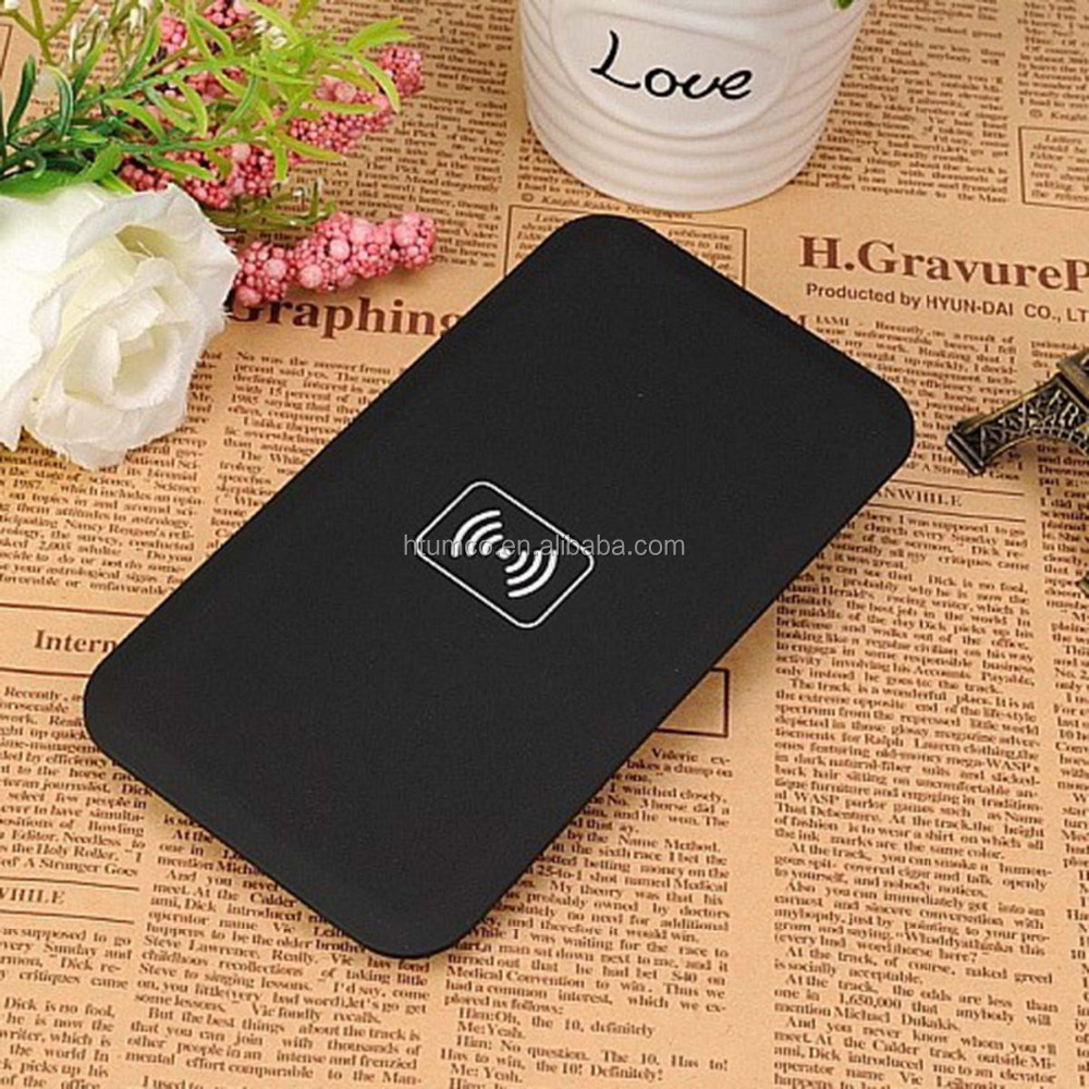 Fashion Top-selling item 1000mA Wireless Charger Pad smart phones standard wireless charger charging pad
