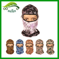 winters outdoors Ski Balaclava Colorful Full Face Ski Mask