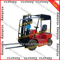Easy controlled electric forklift with Victory Brand