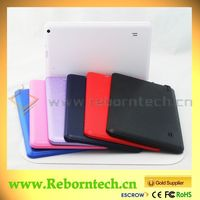 Lastest 9 inch tablet 8GB quad core on android pc dual cameras mid shenzhen factory
