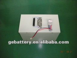 Ev,Tour Bus, Golf Car,Truck LiFePo4 Battery Pack 72V