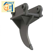 excavator tip ripper construction machinery parts hydraulic quick coupler