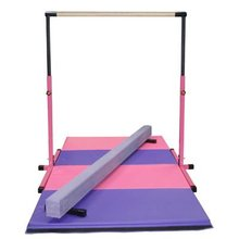 Adjustable Horizontal Bar/single bar/Single Handstand Bouncer