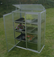 3x2 Cold Frame - 4mm Polycarbonate Glazing