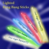 Lighted Bang Sticks