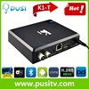PUSI DVB-T2 Dual Core Android 4.2.2 1G 8G WiFi Bluetooth Quad Core android smart tv box software download set top box