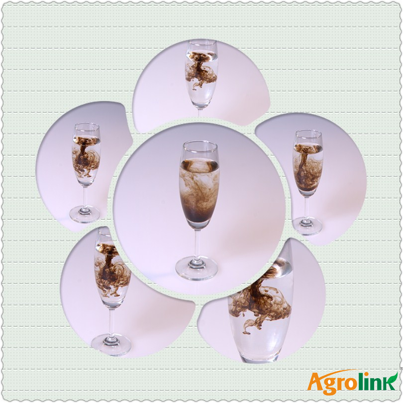 Water Soluble Organic Fertilizer Humic Acid+fulvic Acid+ Potassium/ Potassium Fulvate Powder
