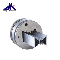 6061 6063 matte anodized industry aluminum extrusion
