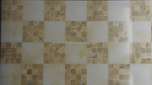plan house design, 300x600mm glazed ceramic interior wall tile, thickness 9.5mm.