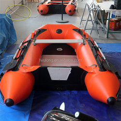 Hot sale high quality inflatable boat/rigid inflatable boat,inflatable boat with outboard motor