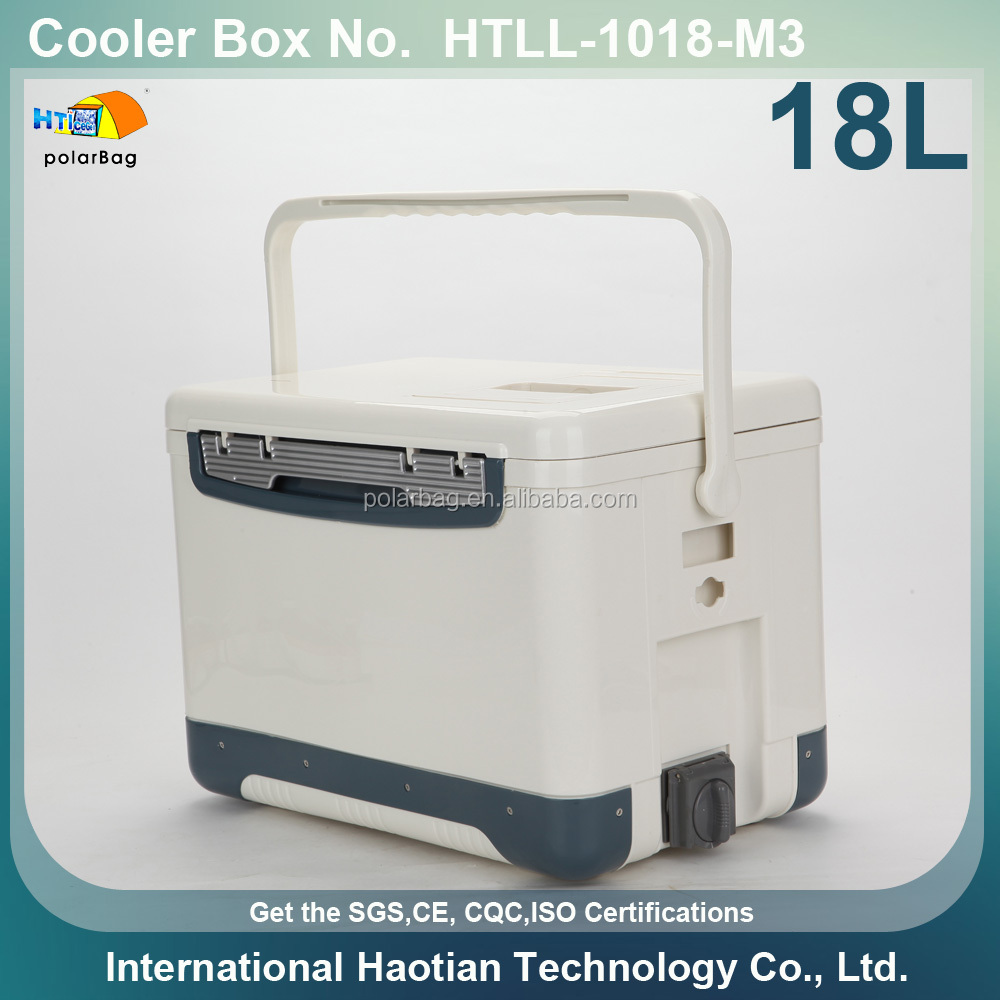 Temperature controlled reusable refrigerated boxes