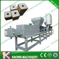 Hydraulic wood briquette making machine / Wood briquette pressing machine/Wood block making machine