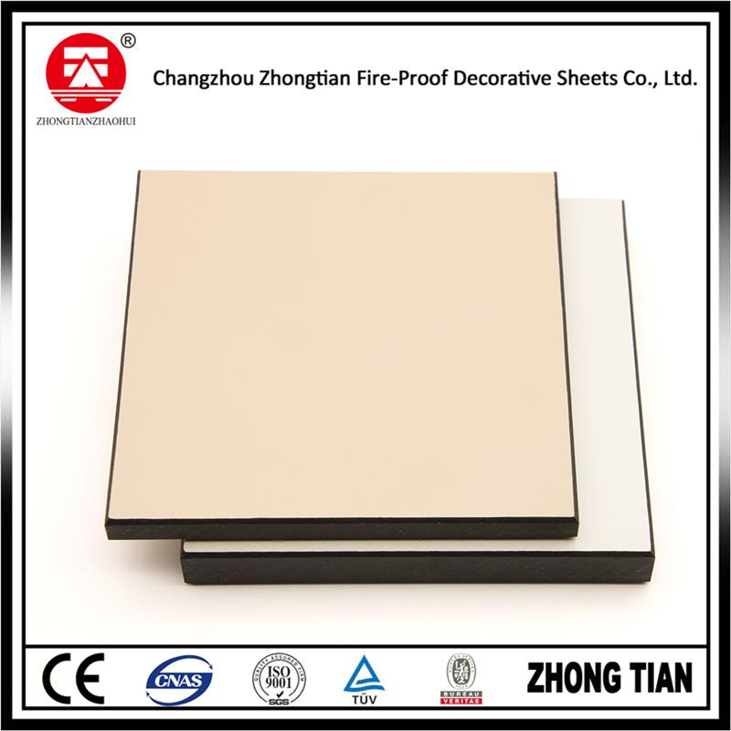 New design aluminum composite roof panels with great price