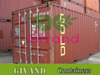 Used second hand Containers for sale 20'/40'