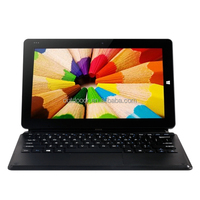 Horizontal Flip Leather Case with Magnetic Suction Keyboard for CHUWI VI10 Tablet PC