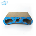 High Quality eco friendly cat scratcher board pet cat scratcher toy
