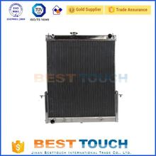 No leaking truck cooler radiator for landrover defender