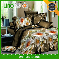 oriental design duvet cover/textile dubai/fluffy bed sheets