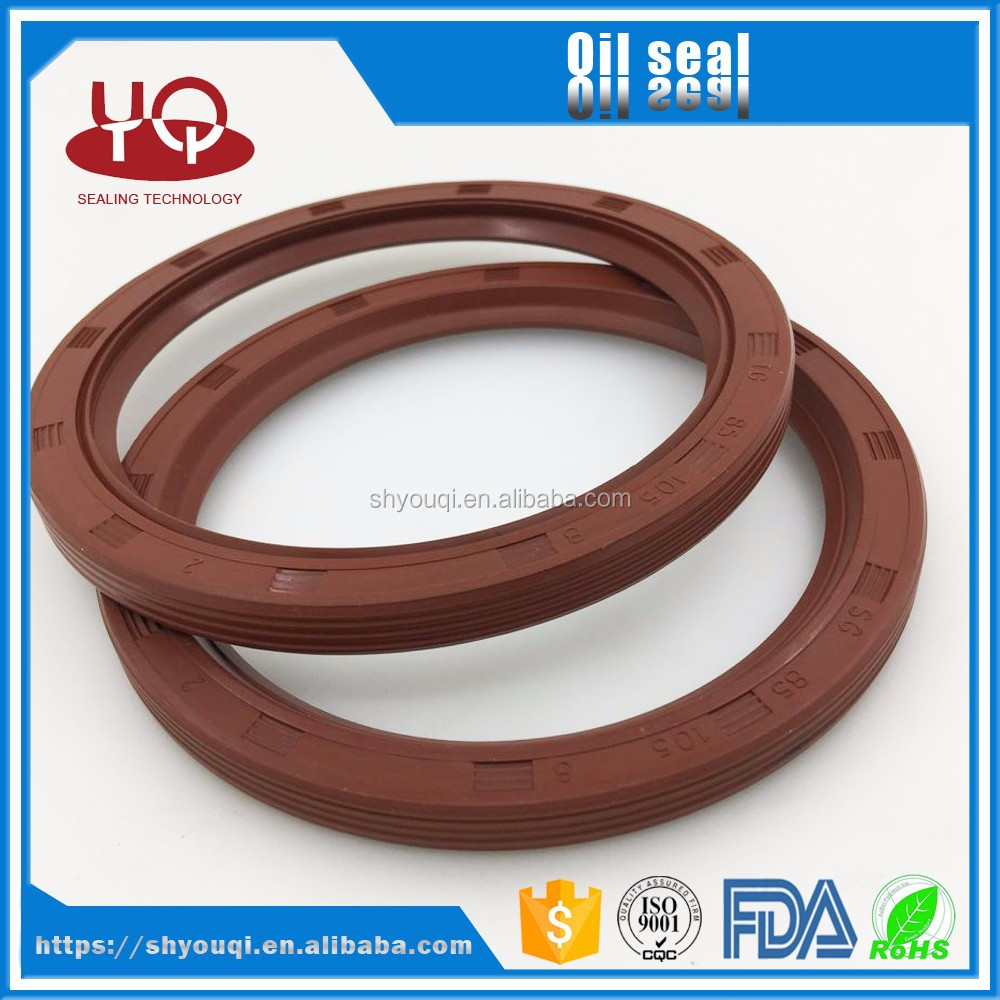 NBR different national rubber skeleton valve oil seal