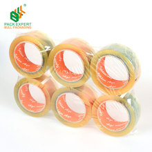 OPP packaging material all kinds of tape cheap adhesive packaging tape