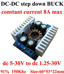 solar panel manufacturers DC DC buck power converter constant voltage 12V 24V 30V constant current 0.2A 1A 2A 4A 10A