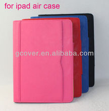 Protective case for apple ipad air,for ipad 5 bag ipad air leather case