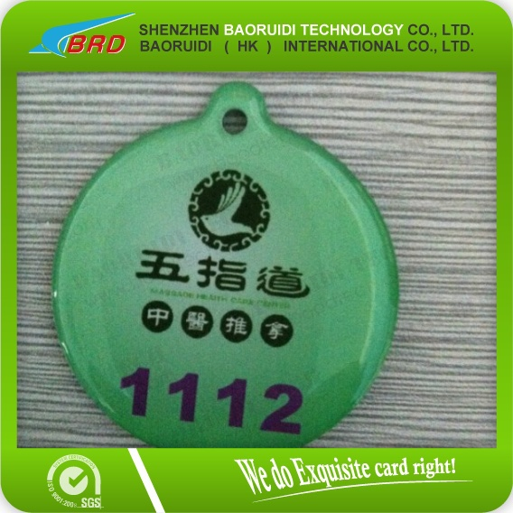 Alibaba high quality rfid glass tag/rfid animal tag/rfid ring tag