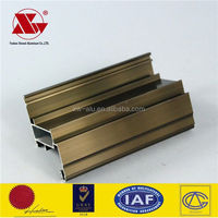 hot sale white anodized aluminum by foshan supplier