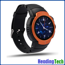 Three proofing Android portable wrist phone watch with CE ROHS FCC certification
