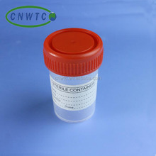 60ml hospital urine sample containers