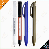 cheap window message ball pen personalized advertising novelty pens