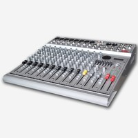 12 Channel Mixer professional audio mixing console