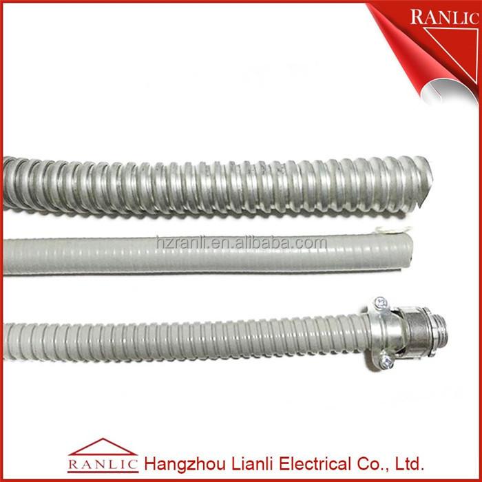 Pvc coated flexible metal conduit gi