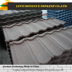 Popularly in Nigeria roof tiles sheet metal prices aluminium zinc roof tile