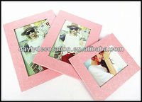paper craft picture magnet decorative design paper photo frame