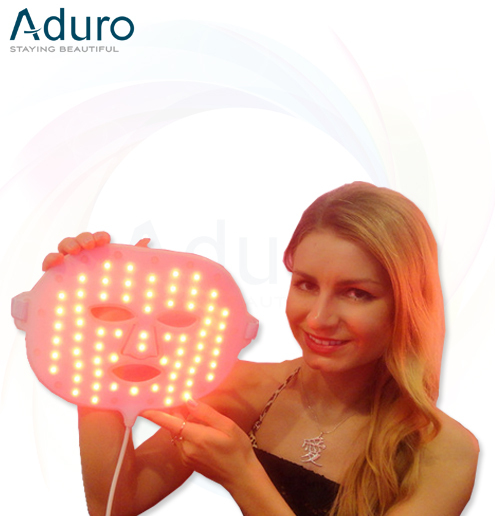 Aduro rejuvenation led facial masks, anti aging led mask