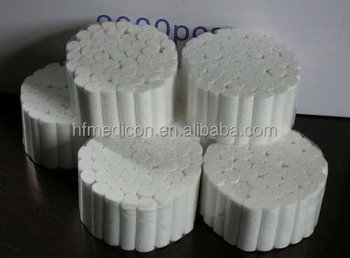 GOOD QUALITY Medical Dental cotton roll by CE/FDA/ISO Approved