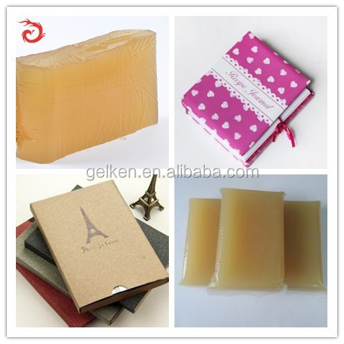 Animal jelly glue adhesive for high/middle/low speed case making machinery