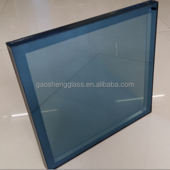12mm 18mm 24mm double glazing insulated glass soundproof panels