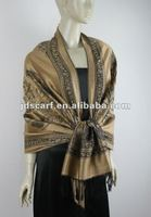 fashion jacquard shawl 2013 china hot scarf arab hijab woman
