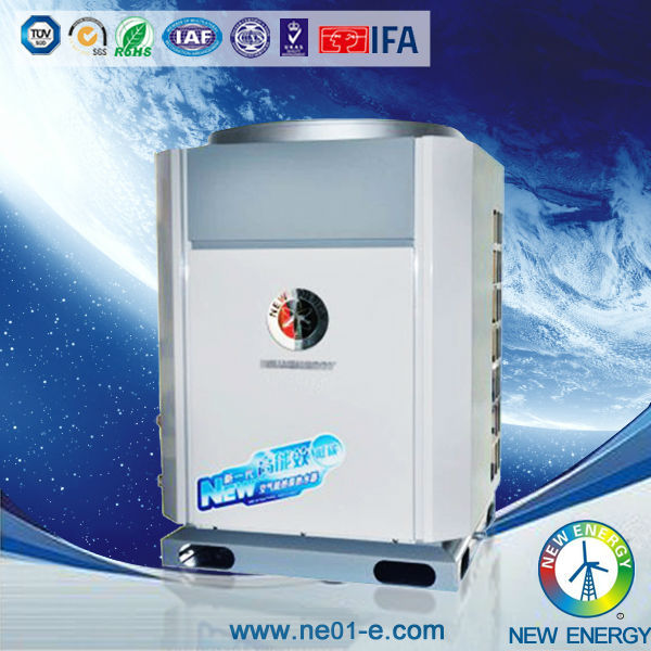 High effeciency air source deron 2016 heat pump with COP 4.5