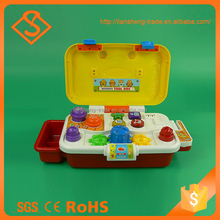 New product healthy plastic tool box toy educational for kids